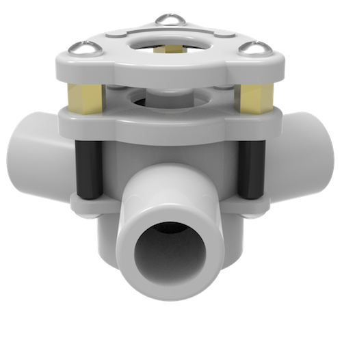Sea-lect® YV-194D-F  Slot-Activated Y-Valve