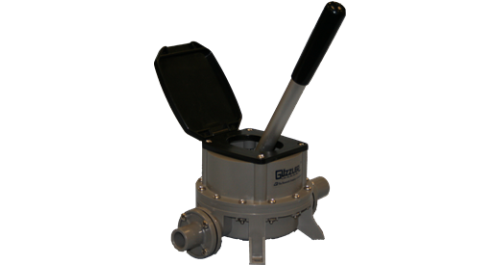 Guzzler® GH-M400D   (Flush-Mounted Pump)